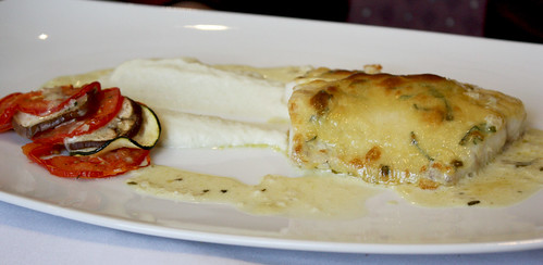 Baked Pike-Perch