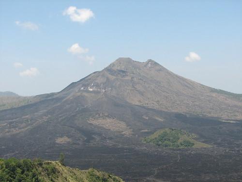 Batur Volcano, Kintamani, Bali