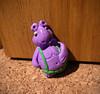 Happy He-Hippo