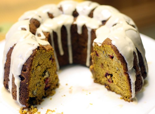 All in One Holiday Bundt Cake - Tuesdays with Dorie
