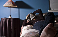 Remedy (lauralani) Tags: color home michael sleep nikond100 jackson 365 comfort lumedyne lauradeangelis lauralani
