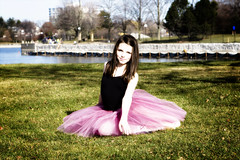 Dancing in the park (!Katie!) Tags: ballet dance ballerina tutu funwithcoffeeshopactions