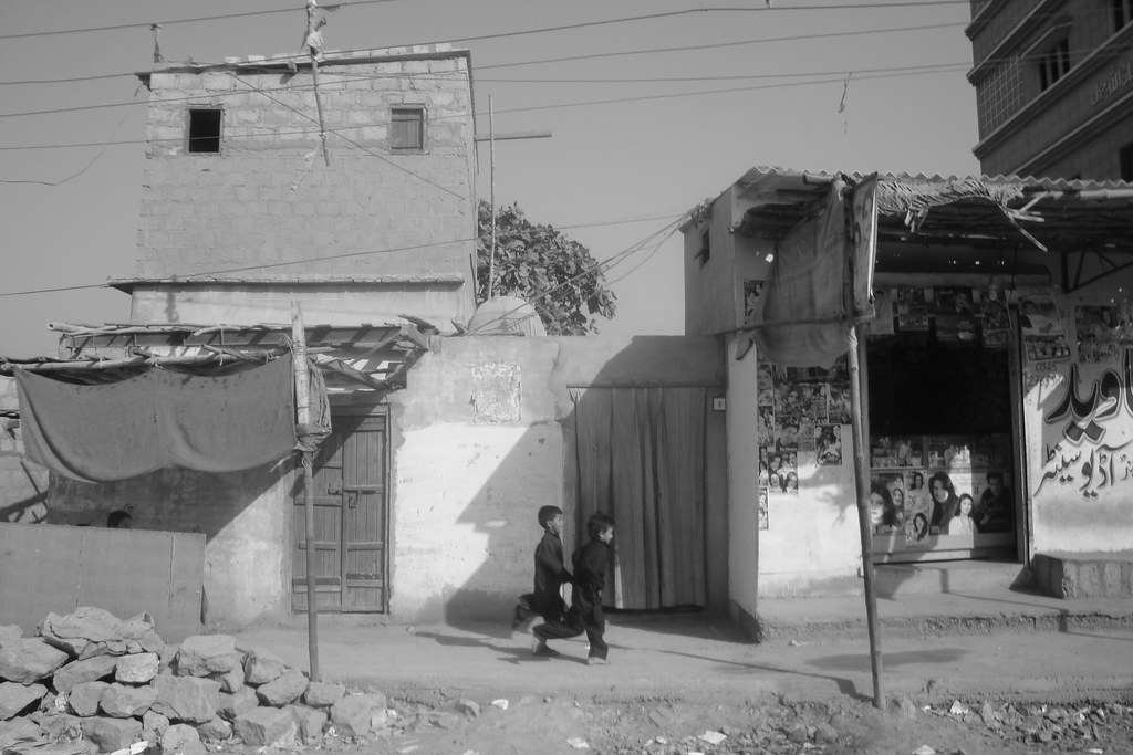 research paper slum karachi Particularly the one between writing a research paper and composing music for  an opera  previous work on slum identification and mapping   map  infrastructure details of informal settlements in karachi karanja (2010.