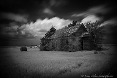 (ir guy) Tags: road old school storm canon ir photography may jeremy teacher filter learning infrared schoolhouse holmes 2009 learn longroad hoya longexposer r72 1roomschoolhouse jeremyholmes irvisions wwwirvisionscom hoysr72