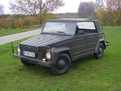 VW Kübelwagen_01 (Michael Lindacher) Tags: vw thing vwthing 181 typ kübel luftgekühlt vw181 vwkübel typ181 bymili airmighty