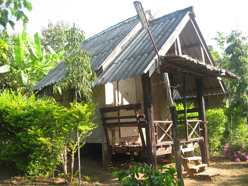 Our little bungalow in Pai