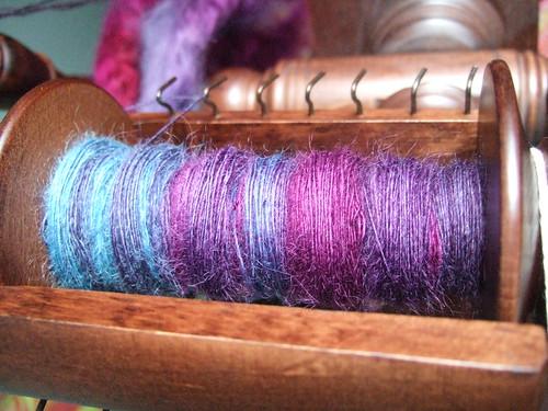 dyed wensleydale