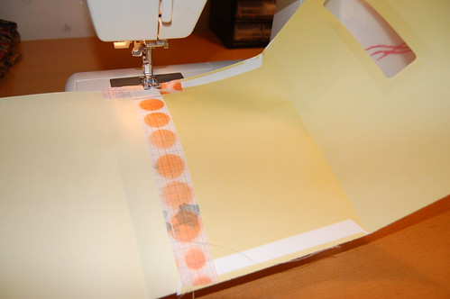 Sewing paper (Copyright Hanna Andersson)
