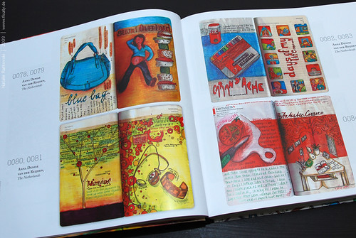 Dawn DeVries Soko: 1000 Artist Journal Pages