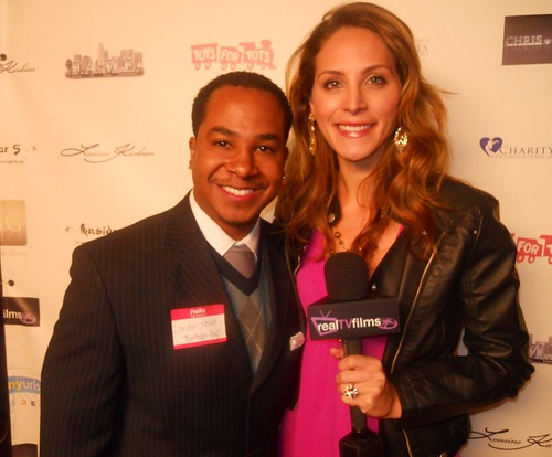 RealTVfilms Photo Stills - Toys For Tots Charity Event - F.A.M.E Mixer / London Moore's Birthday Bash