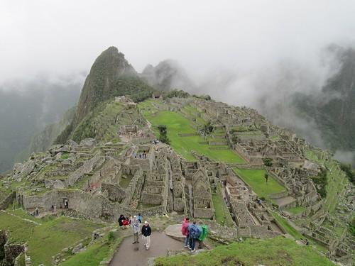 Peru Machupichu, 24 Dec 2009