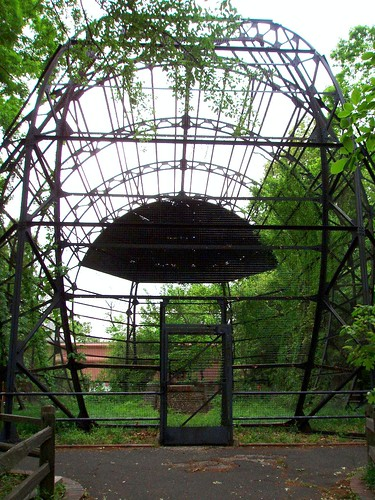 Memphis Zoo - Abandoned Aviary