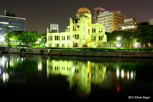 原爆ドーム (A-Bomb Dome) by easegui