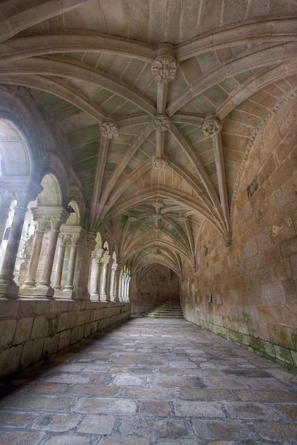 Mosteiro Santo Estevo.