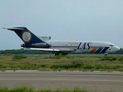 HK-1271 (Ken Meegan) Tags: las cargo aruba boeing 727 2112005 b727 boeing727 727100 b727100 lineasaereassuramericanas 19524 hk1271 boeing72724cf lascolombia laslineasaereassuramericanas 72724cf b72724cf