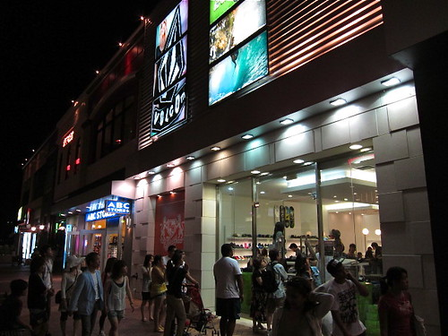 110610 グアム旅行1日目
