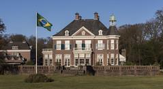 Viilla Ruys (1914-16) Ambassade van Brazilie (Jan Sluijter) Tags: wassenaar zuidholland nederland ambassade embaixada brazilië brasil brazil thehague denhaag