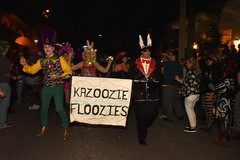 Krewe du Vieux and krewedelusion