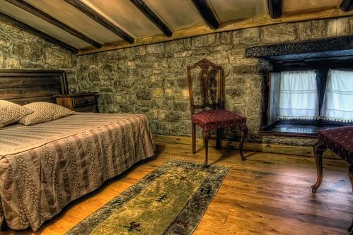 Cabaña de Piedra La Silla de la Reina -Treceño - Cantabria - Dormitorio 2
