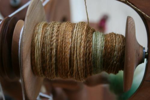 Spunky Merino Silk