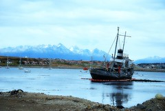 Ghost Ship (janetfo747) Tags: argentina ushuaia boat fishing dock day ship cloudy ghost fleet soe travelogue mywinners anawesomeshot aplusphoto argentinapicnik platinumheartaward spritofphotography doubledragonawards