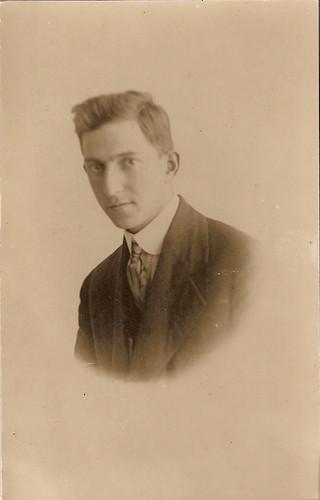John Angelo Periale, c. 1918