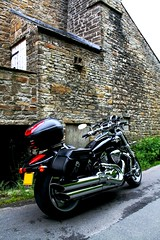 Suzuki Intruder 1800 (CWhatPhotos) Tags: pictures black bike that japanese photo big boulevard tour with photos picture have motorbike adobe moto motorcycle 1800 suzuki cruiser jap 2007 intruder lightroom tourer japenese m109r vzr paintshopprophotox2 cwhatphotos