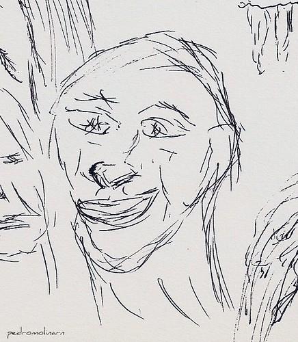 Entre rostros