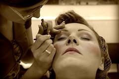 making some bride (steph_ie) Tags: bride noiva makingup maquiando stephaniebastos crisedu