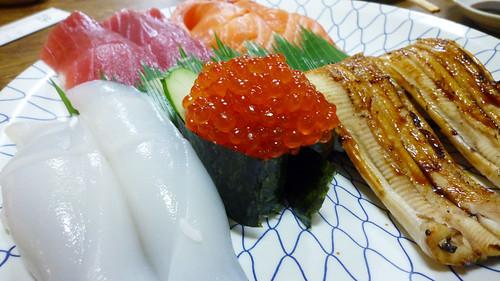 Massive sushi!