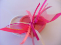 button and ribbon ponytail holder (Pretty Treasures for gorgeous girls) Tags: hair handmade accessories etsy madeit helen21 dwanda prettytreasuresforgorgeousgirls