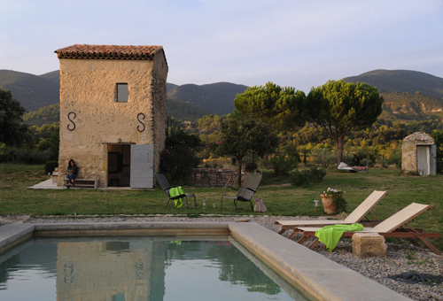 holiday home in the provence