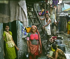 Dharavi on Medium Format