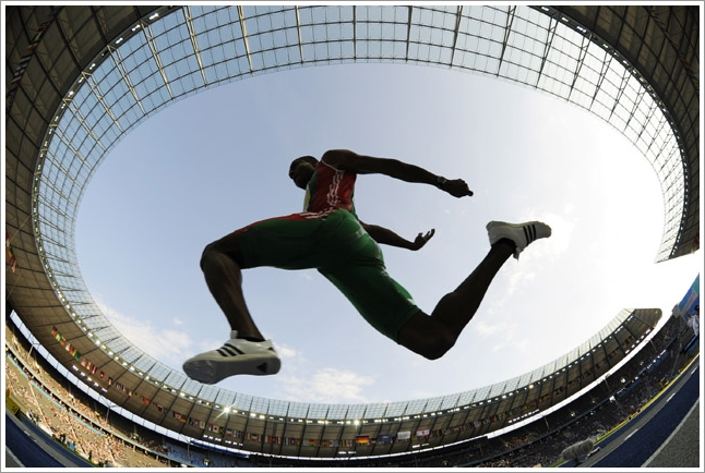 ATHLETICS-WORLD-TRIPLE JUMP