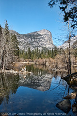 Sunbathing on Mirror Lake (jtj3photos) Tags: california travel nature us nikon d70 landmark yosemite mariposa 2009 d300