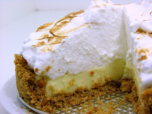 TWD Lime Cream Pie