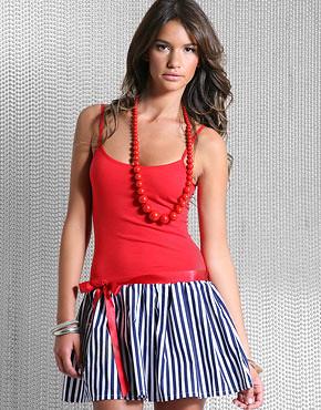 2010 yazlık elbise modelleri.