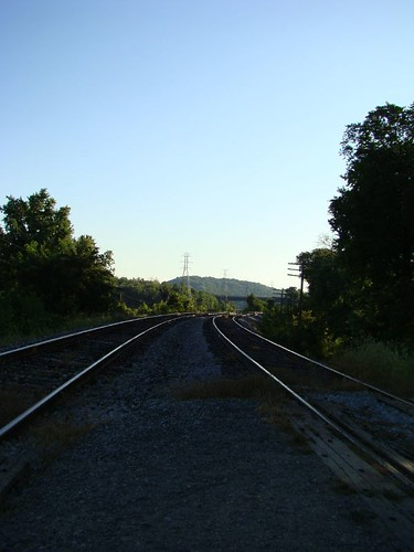 Tracks at Oxbow