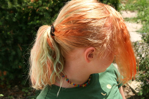 How To Dye Hair Using Kool-Aid Kool Aid stains everything …so be careful!