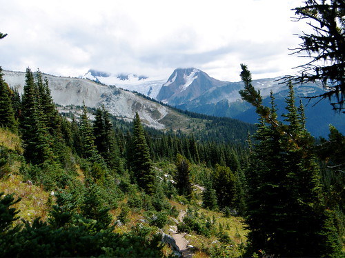 Blackcomb Trail Walk