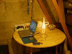 Attic table