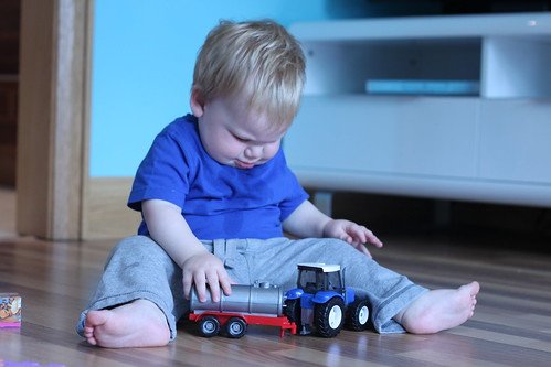 Playing with Tractor (28)