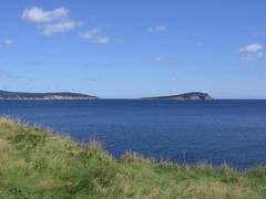 Cape Breton - Middle Head trail Photo