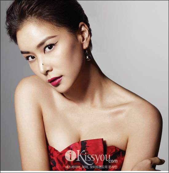 Ko So Young (고소영) – Bazaar Magazine Photoshoot - beautiful girls