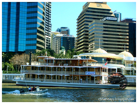 Brisbane River Festival 2009: Southbank