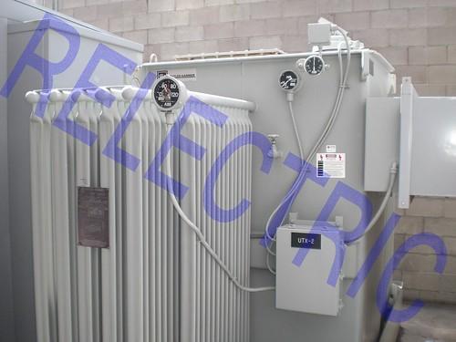 Cutler Hammer 3000 kVA Transformer