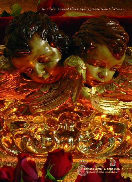 Portada Boletín Hermandad del Santo Sepulcro 2007