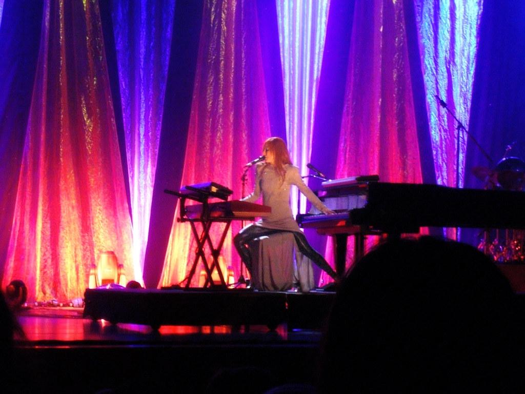 Tori Amos in Vienna