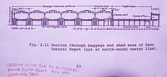 Michigan Central Station Trainshed plans (mcsdetroitfriend) Tags: michigan detroit research plans mcd mcs blueprints michigancentralstation d700