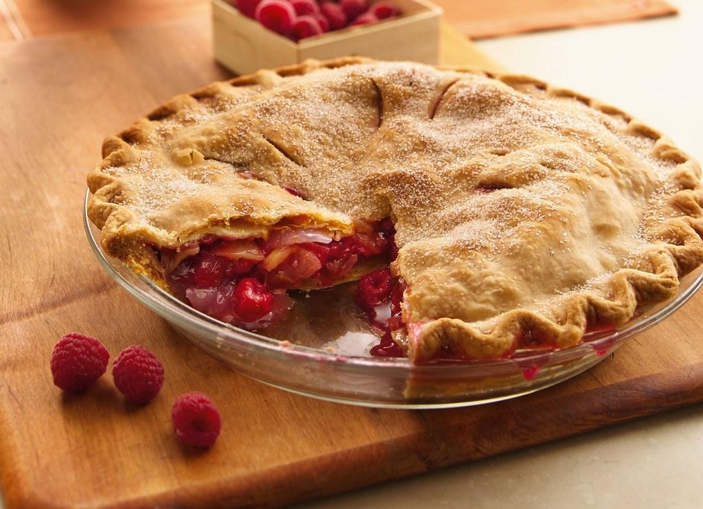 Apple-Raspberry Pie Recipe